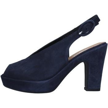 Schuhe Damen Sandalen / Sandaletten Tres Jolie 2640/MARA BLAU