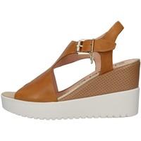 Schuhe Damen Sandalen / Sandaletten Stonefly 213914 BEIGE
