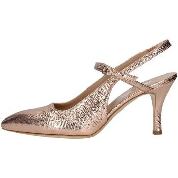 Schuhe Damen Pumps Melluso E1613 ROSA