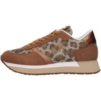 Schuhe Damen Sneaker Low Sun68 Z30218 BEIGE