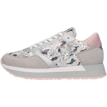 Schuhe Damen Sneaker Low Sun68 Z30216 GRAU