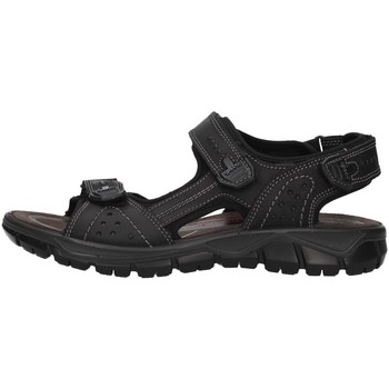 Schuhe Herren Sportliche Sandalen IgI&CO 5147800 SCHWARZ