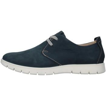 Schuhe Herren Derby-Schuhe IgI&CO 5115400 BLAU