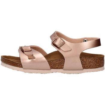 Schuhe Mädchen Sandalen / Sandaletten Birkenstock 1012520 ROSA