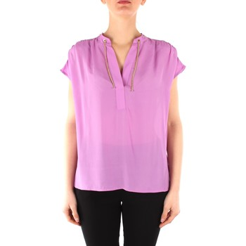 Kleidung Damen Hemden Liu Jo PA0146T5888 LILA
