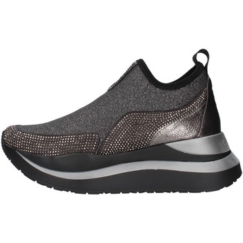 Schuhe Damen Sneaker Low Café Noir DC985 GRAU