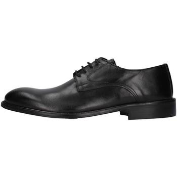 Schuhe Herren Derby-Schuhe Antony Sander 18020 SCHWARZ