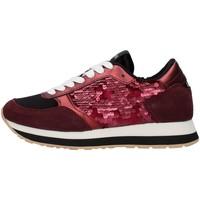 Schuhe Damen Sneaker Low Sun68 Z29217 ROT