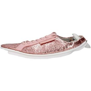 Schuhe Damen Sneaker Low Acbc SKSNEA266 ROSA
