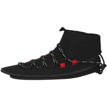 Schuhe Damen Sneaker High Acbc SKLA107 SCHWARZ
