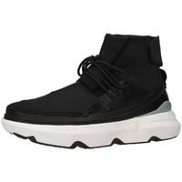 Schuhe Herren Sneaker High Acbc SKSU100 Schwarz