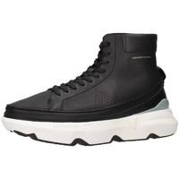 Schuhe Herren Boots Acbc SKSNH100 Schwarz