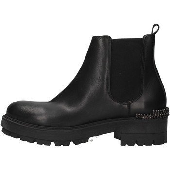 Schuhe Damen Low Boots Zoe WAR24 SCHWARZ