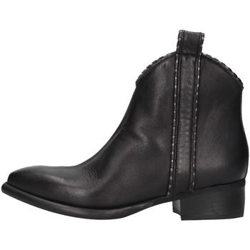 Schuhe Damen Boots Zoe NEWTOP02/P SCHWARZ