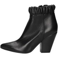 Schuhe Damen Low Boots Zoe NIKY60 SCHWARZ