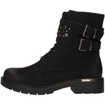Schuhe Damen Boots Gold&gold GR63 SCHWARZ