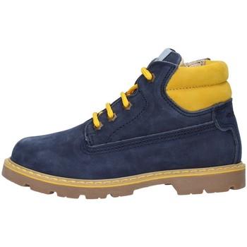 Schuhe Damen Sneaker High Balducci MATR1864 BLAU