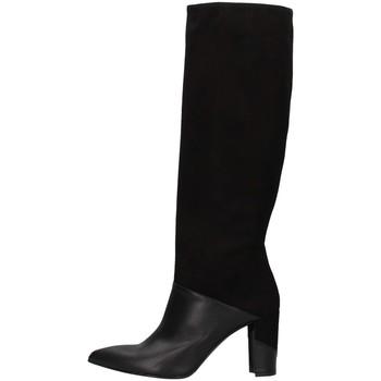 Schuhe Damen Klassische Stiefel Albano 1116 SCHWARZ