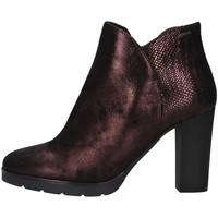 Schuhe Damen Ankle Boots IgI&CO 4198622 BRAUN