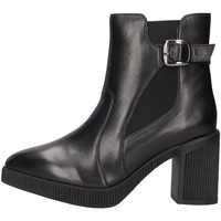 Schuhe Damen Low Boots Stonefly 212036 SCHWARZ