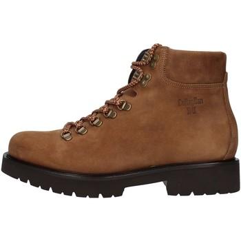 Schuhe Herren Boots CallagHan 16503 BRAUN
