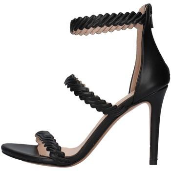 Schuhe Damen Sandalen / Sandaletten Albano 2063 SCHWARZ