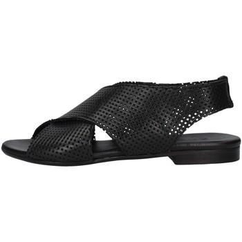 Schuhe Damen Sandalen / Sandaletten Zoe DAFFY064 SCHWARZ