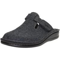 Schuhe Herren Hausschuhe Fidelio 375030-08 grau
