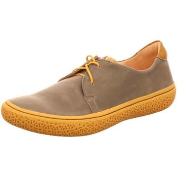 Schuhe Damen Derby-Schuhe Think Schnuerschuhe 3-000354-2000 grau
