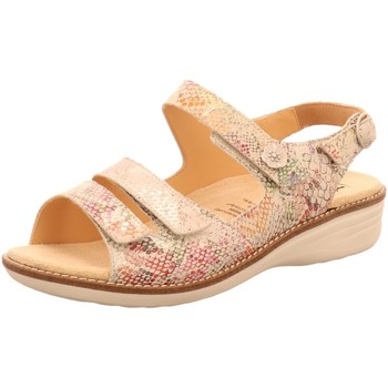 Schuhe Damen Sandalen / Sandaletten Ganter Sandaletten 12058330500 beige