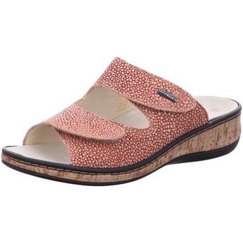 Schuhe Damen Pantoffel Fidelio Pantoletten Gerda 24 5012 06 rosa