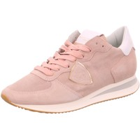 Schuhe Damen Sneaker Low Philippe Model TZLD DS08 rosa
