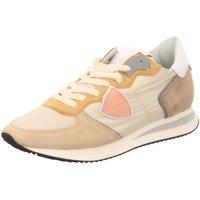 Schuhe Damen Sneaker Low Philippe Model TZLD W061 beige