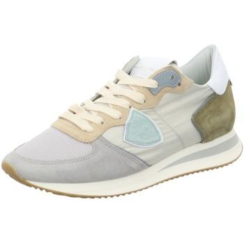 Schuhe Damen Sneaker Low Philippe Model TZLD W062 grau