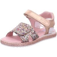 Schuhe Mädchen Sandalen / Sandaletten Richter Schuhe gold/salmon 530011713000 rosa