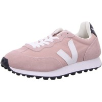Schuhe Damen Sneaker Low Veja Must-Haves Rio Branco RB012510A rosa
