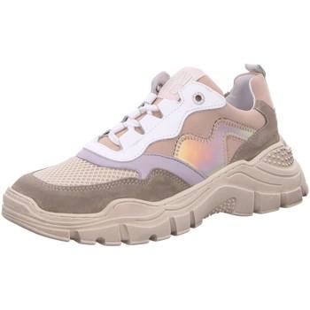 Schuhe Damen Sneaker Low Red Rag Must-Haves K.Schnürschuh 13042-299 beige