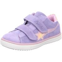 Schuhe Mädchen Sneaker Low Lurchi Klettschuhe MISARI 33-13320-29 lila
