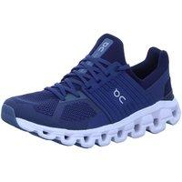 Schuhe Herren Laufschuhe On Sportschuhe CLOUDSWIFT 41.99584 denim midnight blau