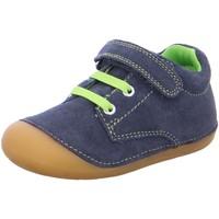 Schuhe Jungen Babyschuhe Lurchi Schnuerschuhe 33-13900-22 blau