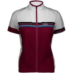 Kleidung Damen T-Shirts Cmp Sport WOMAN BIKE T-SHIRT 39C6306 35HC Other