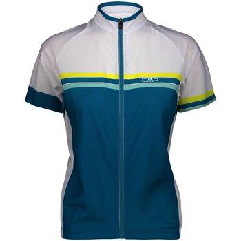 Kleidung Damen T-Shirts Cmp Sport WOMAN BIKE T-SHIRT 39C6306 19LC Other