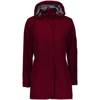 Kleidung Jungen Windjacken Cmp Sport WOMAN RAIN JACKET BUTTON HOOD 39X6646 H820 pink