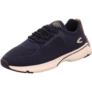 Schuhe Herren Sneaker Low Camel Active Schnuerschuhe 22238792 Bryce C67 blau