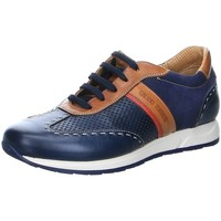 Schuhe Herren Sneaker Low Galizio Torresi Schnuerschuhe 419610-1965NIL4 V19059 blu blau