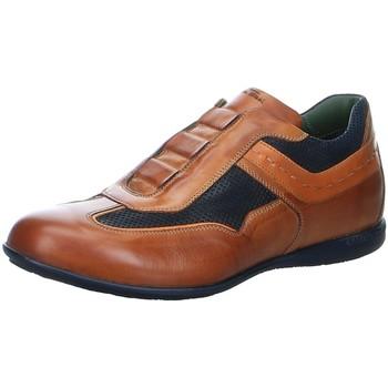Schuhe Herren Slipper Galizio Torresi Slipper Sneaker 313110 braun