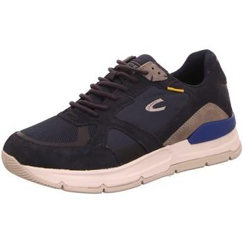 Schuhe Herren Sneaker Low Camel Active Schnuerschuhe Drift Sneaker 22234886/C67 C67 blau