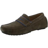 Schuhe Herren Slipper Salamander Slipper BALLADO 31-82202-25 braun