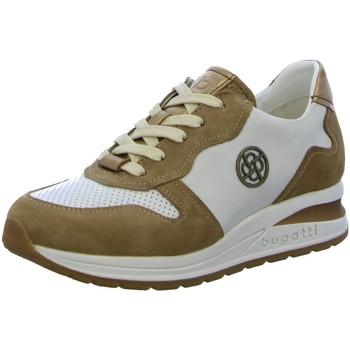 Schuhe Damen Sneaker Low Bugatti Venice 411A2T023440-6320 braun
