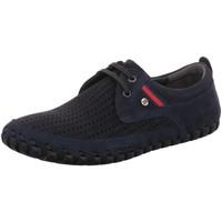 Schuhe Herren Sneaker Low Gemini Schnuerschuhe 361888-03/802 blau